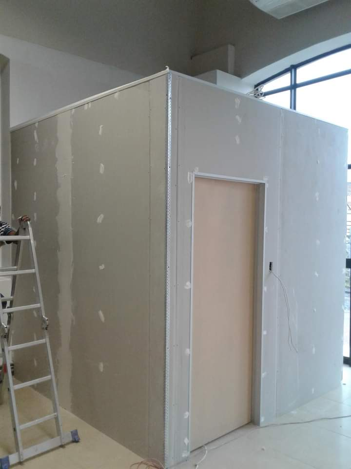 construction and painting